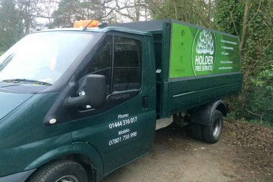 Holder Tree Services Kit Gatwick