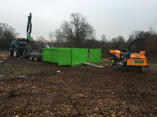 Forestry Tree Services Sussex Surrey Kent and London